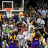 Maya Moore Photos - Maya Moore #23 of the Minnesota Lynx goes up and scores on a layup against the Los Angeles Sparks late in the fourth quarter of Game One of the WNBA finals at Williams Arena on September 24, 2017 in Minneapolis, Minnesota. - WNBA Finals - Game One