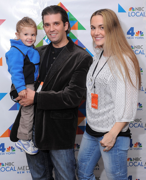 donald trump jr and wife vanessa. Donald Trump Jr.,wife Vanessa