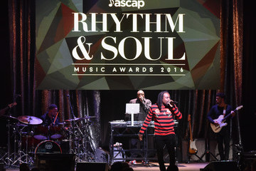 Wale 2016 ASCAP Rhythm & Soul Awards - Inside