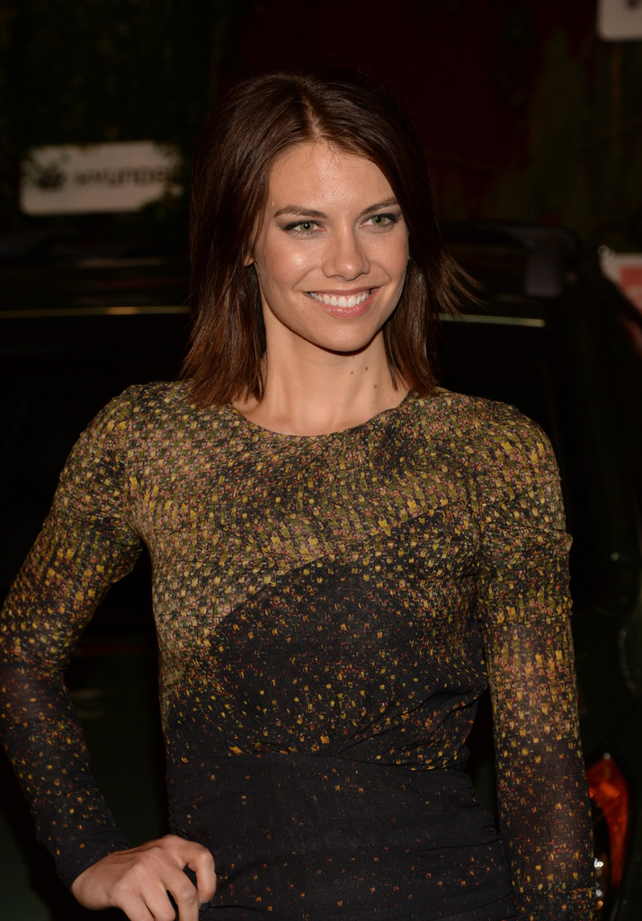 Lauren Cohan Photos Photos The Walking Dead 10th