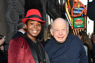 "Wallace Shawn Premiere Of Disney +'s ""Timmy Failure: Mistakes Were Made"" - Red Carpet"
