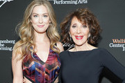 "Briga Heelan and Andrea Martin (R) attend the Wallis Annenberg Center for the Performing Arts Spring Celebration ""An Evening of Wicked Fun"" honoring Stephen Schwartz at Wallis Annenberg Center for the Performing Arts on May 16, 2019 in Beverly Hills, California."