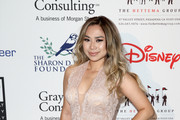 Singer/tv personality Jessica Sanchez attends The Walt Disney Family Museum's 2nd Annual Gala at Disney's Grand Californian Hotel & Spa at The Disneyland Resort on November 1, 2016 in Anaheim, California.