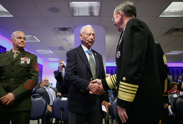 Chairman Of The Joint Chiefs Hosts Ceremony For Nat'l Medal Of Honor Day