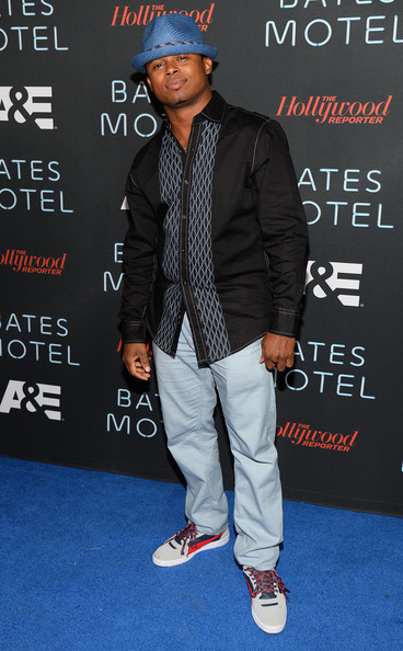 Arrivals at the 'Bates Motel' Comic-Con Party
