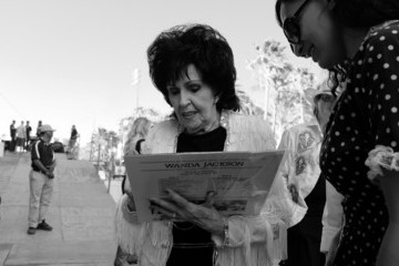 Wanda Jackson An Alternative View Of The 2014 Stagecoach California's Country Music Festival