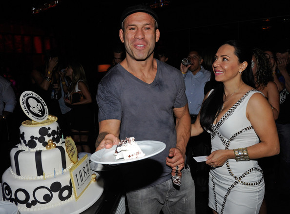 Wanderlei Silva Birthday Party At Tabu Ultra Lounge