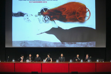 Wang Zhonglei 'Back To 1942' Press Conference - The 7th Rome Film Festival