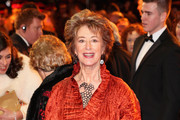 Maureen Lipman attends the UK premiere of War Horse at Odeon Leicester Square on January 8, 2012 in London, England.