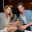 Emma Greenwell and Jeremy Allen White