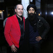 Waris Ahluwalia ShopBAZAAR X The Conservatory Bright Spot Holiday Party