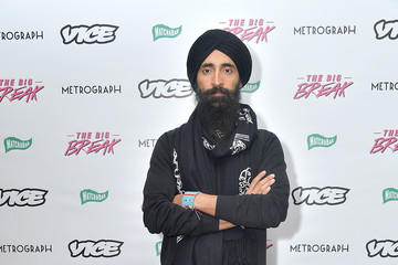 Waris Ahluwalia 'The Big Break' World Premiere