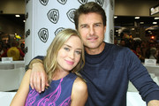 Emily Blunt and Tom Cruise Photos - 1 of 197 Photo