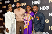 Jay Ellis and Yvonne Orji Photos Photo