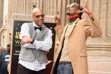 Warren G Snoop Dogg Honored With Star On The Hollywood Walk Of Fame