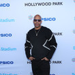 Warren G PepsiCo Celebrates SoFi Partnership With Tailgate For Venue's Construction Workers