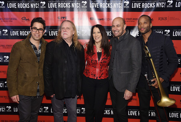 The SecondAnnual LOVEROCKS NYC! A Benefit Concert for God's Love We Deliver - Red Carpet