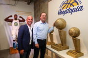 Warriors Hooptopia Opening VIP Preview Event