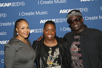 Warryn Campbell 2016 ASCAP 'I Create Music' EXPO - Day 1