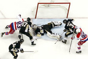 Sidney Crosby Marcus Johansson Photos Photo
