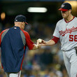 Matt Williams Doug Fister Photos