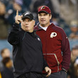 Chip Kelly and Jay Gruden Photos