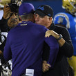 Chris Petersen and Chip Kelly Photos