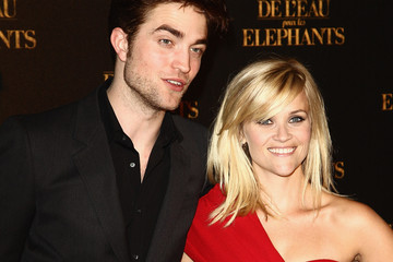 Reese Witherspoon Robert Pattinson 'Water For Elephants' Paris Premiere
