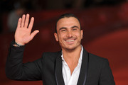 Francesco Di Leva attends 'Waves' Premiere during The 7th Rome Film Festival on November 13, 2012 in Rome, Italy.