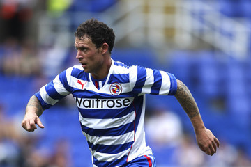 Wayne Bridge Reading v Swansea City - Pre Season Friendly