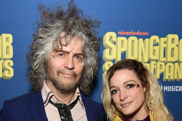 Wayne Coyne Opening Night Of Nickelodeon's 'SpongeBob SquarePants: The Broadway Musical' - Arrivals & Curtain Call