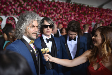 Wayne Coyne 2018 Tony Awards - Red Carpet
