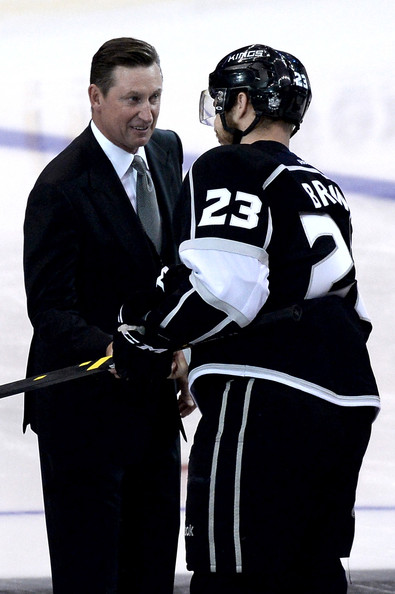 Wayne Gretzky Photos Photos 2014 Nhl Stanley Cup Final Game One