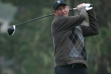 Wayne Gretzky AT&T Pebble Beach Pro-Am - Round Two