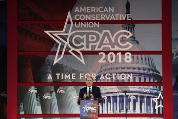 Wayne LaPierre Conservatives Rally Together At Annual CPAC Gathering