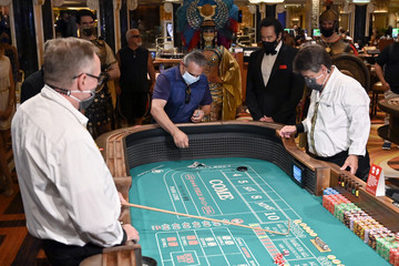 Wayne Newton Ben Laparne Nevada Casinos Reopen For Business After Closure For Coronavirus Pandemic