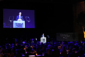 Wayne Pacelle The Humane Society of the United States' To The Rescue Gala - Inside