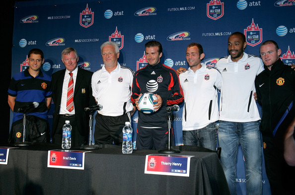 2011 MLS All-Star Game Press Conference