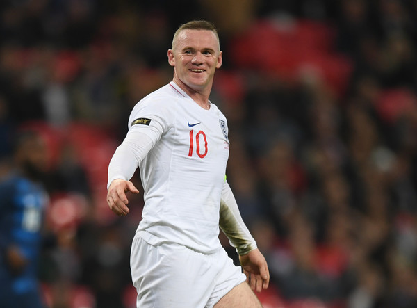 England Vs. United States - International Friendly [player,football player,team sport,sports,championship,ball game,tournament,soccer player,sports equipment,competition event,match,england,united states,london,united kingdom,wembley stadium,international friendly,wayne rooney]