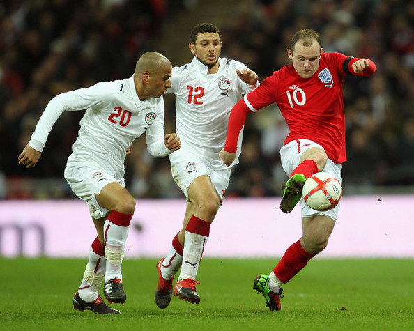 England v Egypt - International Friendly