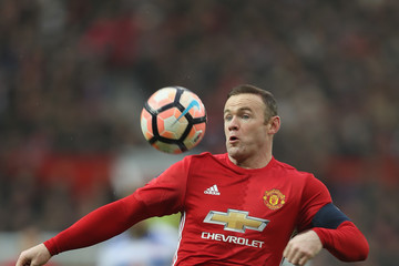 Wayne Rooney Manchester United v Reading - The Emirates FA Cup Third Round