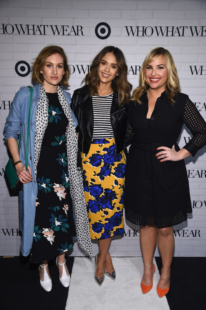3441362981 Jessica Alba and Hillary Kerr Photos»Photostream · Pictures · Who What Wear  x Target Launch Party