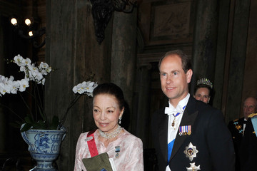 Queen Margarita Wedding Of Crown Princess Victoria & Daniel Westling - Banquet - Inside