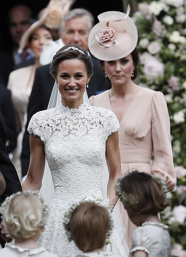 Meghan Markle Pippa Wedding.Meghan Markle Joins Prince Harry At Pippa Middleton S