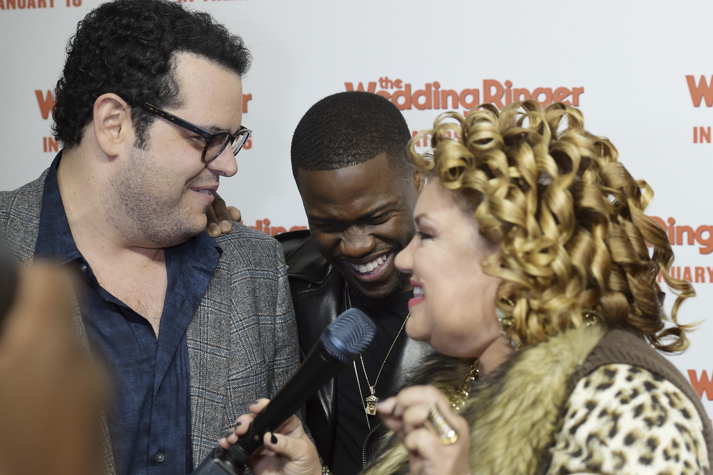 Wedding Ringer Screenings