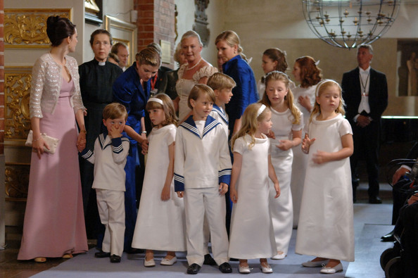 Princess Palace Children In The Wedding