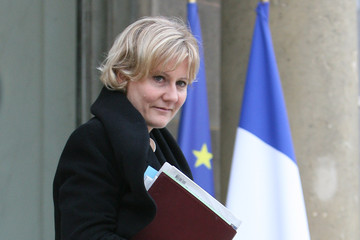 Nadine Morano Weekly French Cabinet Meeting At Elysee Palace - February 9, 2011