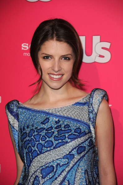 Actress Anna Kendrick arrives at the Us Weekly Hot Hollywood Style Issue celebration held at Drai's Hollywood at the W Hollywood Hotel on April 22, 2010 in Hollywood, California.