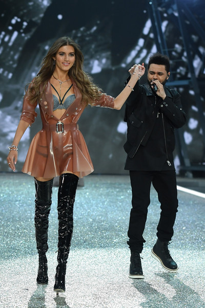 8f1958124a4 The Weeknd Photos Photos - 2016 Victoria s Secret Fashion Show in ...