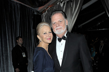 Helen Mirren Taylor Hackford The Weinstein Company's 2012 Golden Globe Awards After Party - Inside
